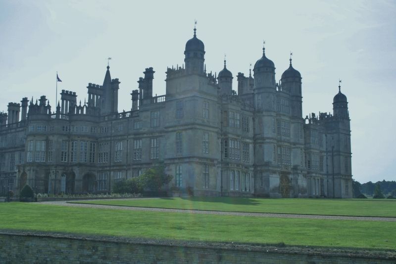 Burghley-House