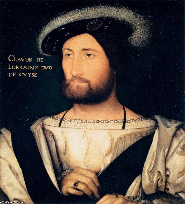 Claud-of-Lorraine-Duke-of-Guise-1493-–-1550-Marie's-father