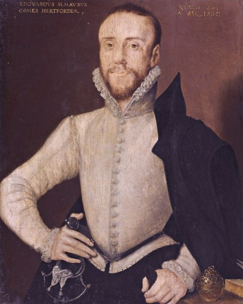 Edward-Seymour-1st-Earl-of-Hertford-1539-–-1621-c.-1565