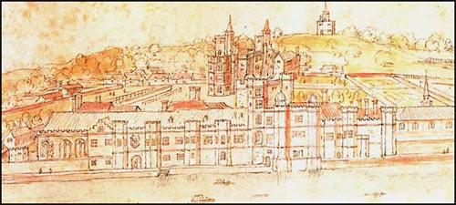 Greenwich-Palace