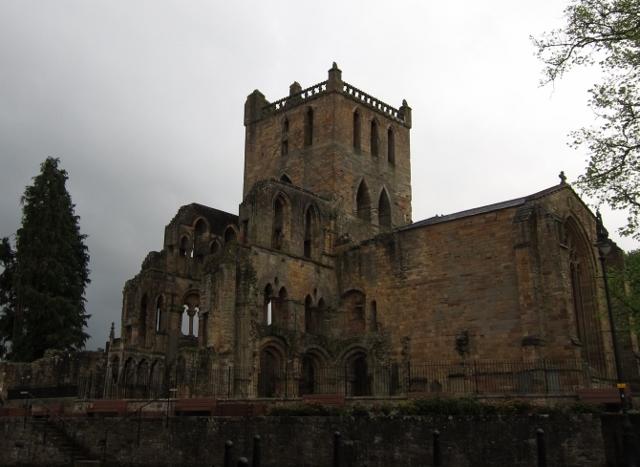 Jedburgh-Abbey
