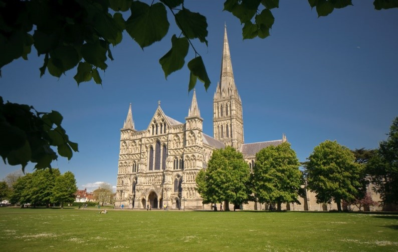 Salisbury-Cathedral-Katherine-Grey's-last-resting-place