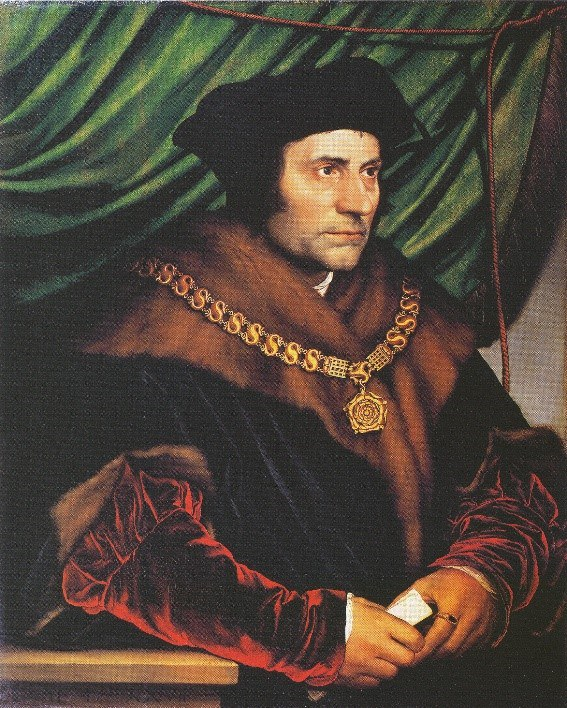 Sir Thomas More By Hans Holbein The Younger © The Frick Collection