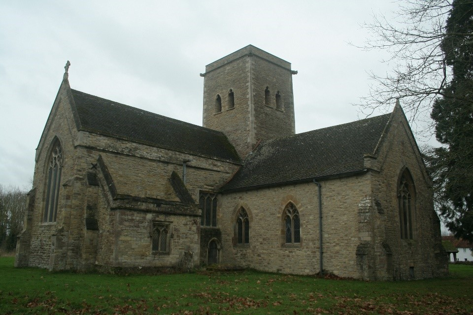 St-Andrew's-Church-Bletsoe-next-to-the-castle-where-Margaret-was-born.-©-Tudor-Times-Ltd-2015