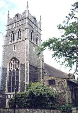 St-Nicholas'-Church-Ipswich-where-Wolsey's-father-was-Church-Warden