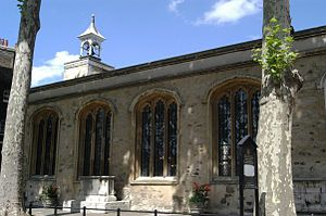 St-Peter-ad-Vincula-Chapel-at-the-Tower-of-London-Margarets-burial-place