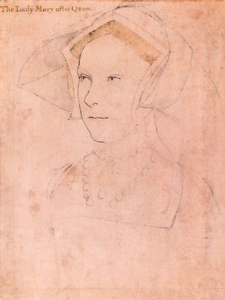 The-Lady-Mary-after-Queen-by-Holbein-©-Royal-Collection