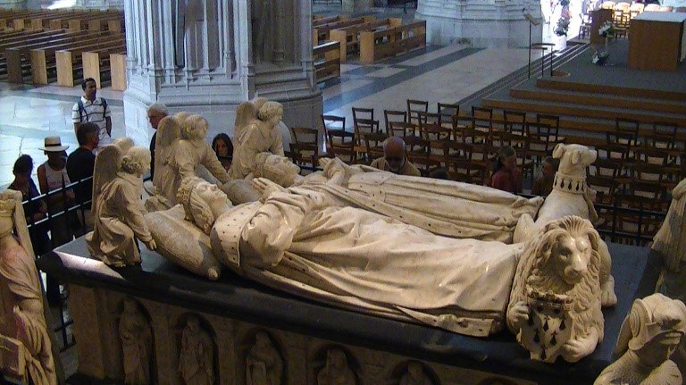 Tomb Of Francis Ii And Marguerite De Foix Nantes Cathedral Brittany By Adam Bishop Own Work