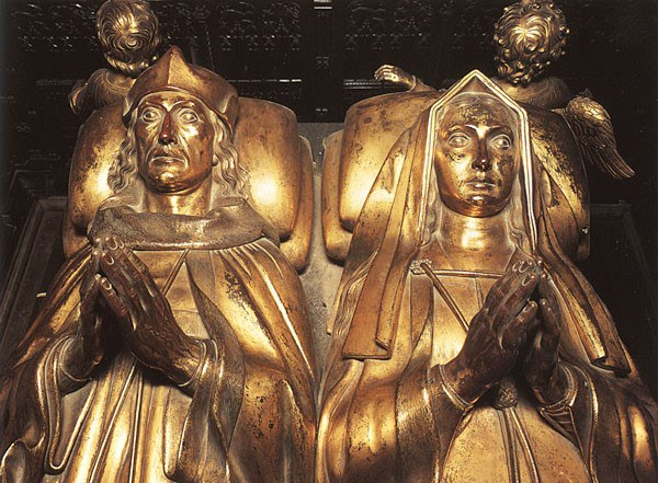 Tomb Of Henry Vii Elizabeth Of York