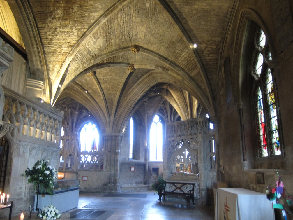 Below-the-apse-is-the-tomb-of-George-Duke-of-Clarence-and-his-wife-Isabel-Neville-heiress-to-the-Tewkesbury-Lordship