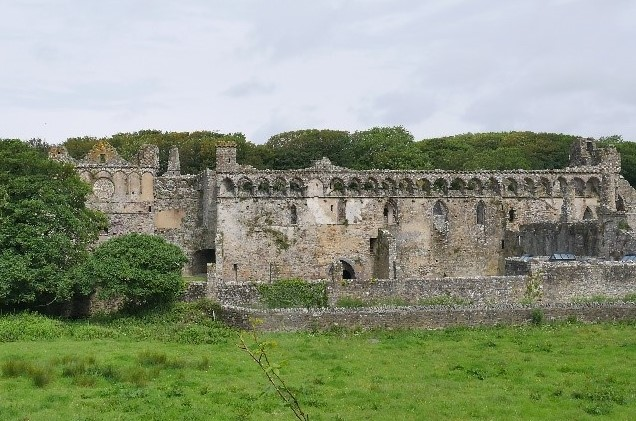Bishop'S Palace St David'S © Tudor Times Ltd 2019 Cropped 2