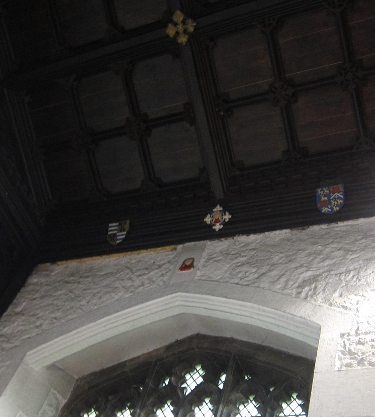 Ceiling-Bosses-Holy-Trinity-Church-Kendal