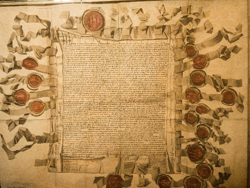 Facsimile Of The Warrant Appointing Arran As Governor