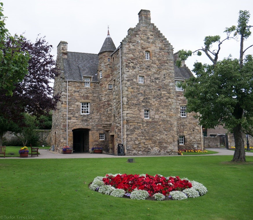 Mary Queen Of Scots House Jedburgh © Tudor Times Ltd 2017