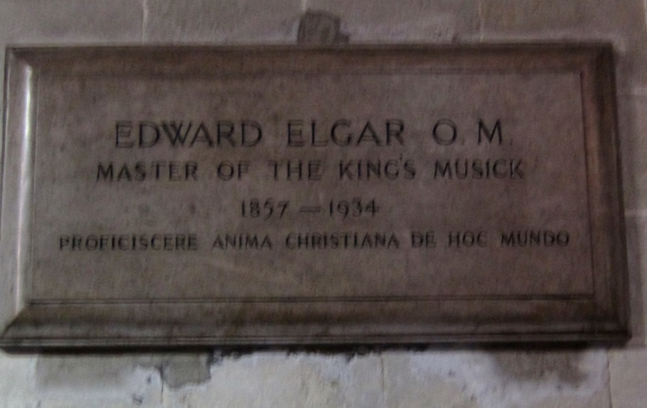 Memorial-to-Edward-Elgar-Worcester-Cathedral-©-Tudor-Times-2015