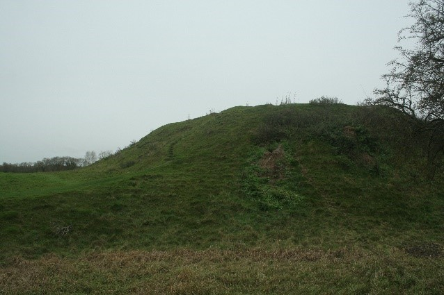 Motte-of-Fotheringhay-Castle