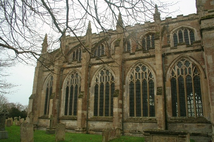Nave-of-Fotheringhay-Church