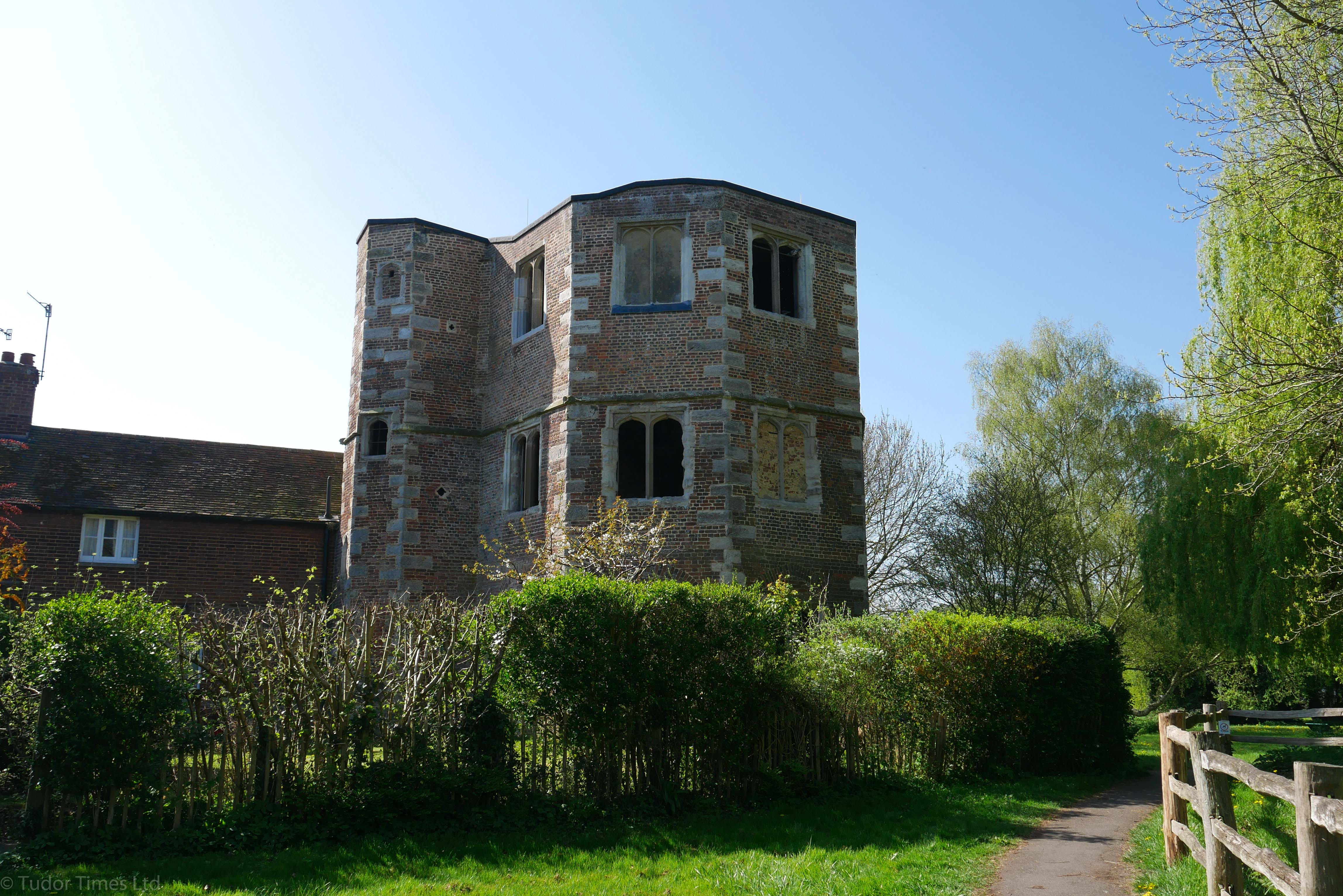 Otford Palace Remains 003