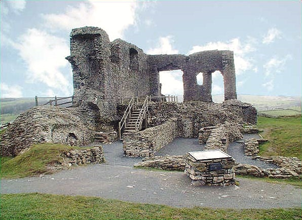 Ruins-of-Kendal-Castle