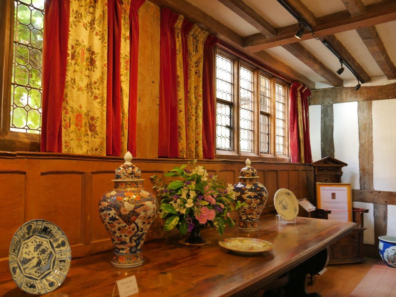 Sir Thomas Boleyn'S Entrance Hall © Tudor Times Ltd 2019