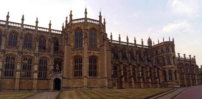 St George'S Chapel Windsor © Tudor Times Ltd 2016