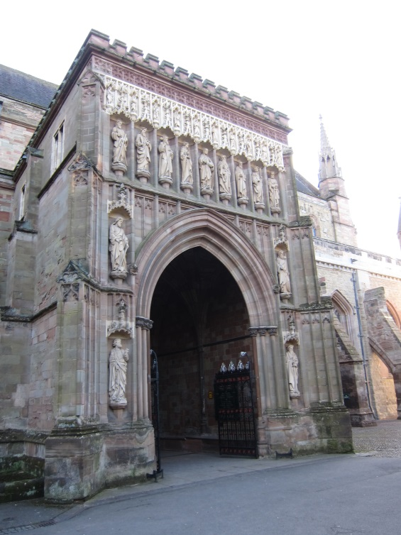 The-North-Door-of-Worcester-Cathedral