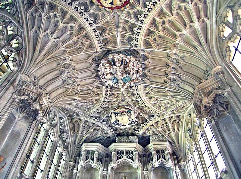 The-Salisbury-Chantry-Christchurch-Priory-Dorset