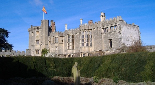 Thornbury-Castle
