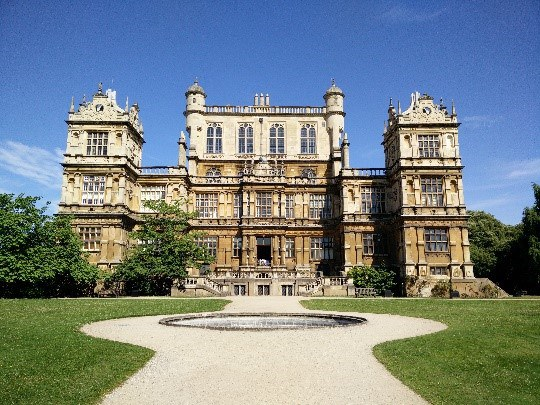 Wollaton Hall © Wollatonhall Org