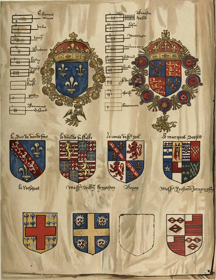 Heraldic-Symbols
