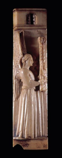 Angel Bone Panel From Mary Rose © The Mary Rose Trust